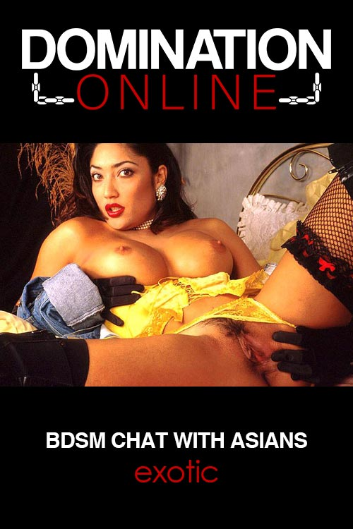 BDSM Adult Chat With Asian Sluts