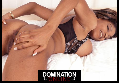 Domination Chat With Ebony Babes Online
