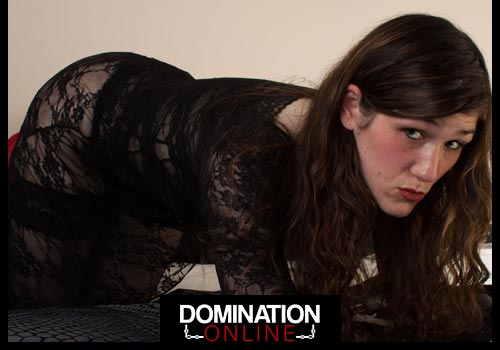 Domination Spanking Phone Sex