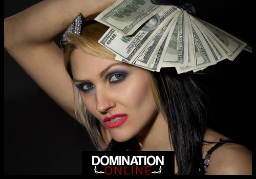 Financial Domination Chat Online