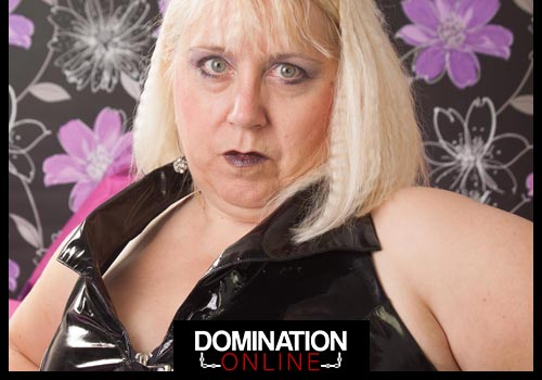 Granny Dominatrix Phone Sex Chat