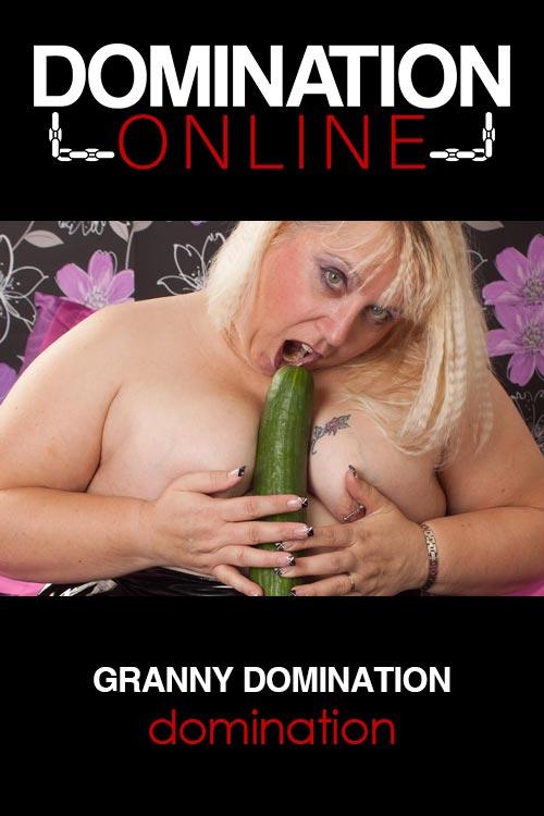 Granny Dominatrix Phone Sex Chat
