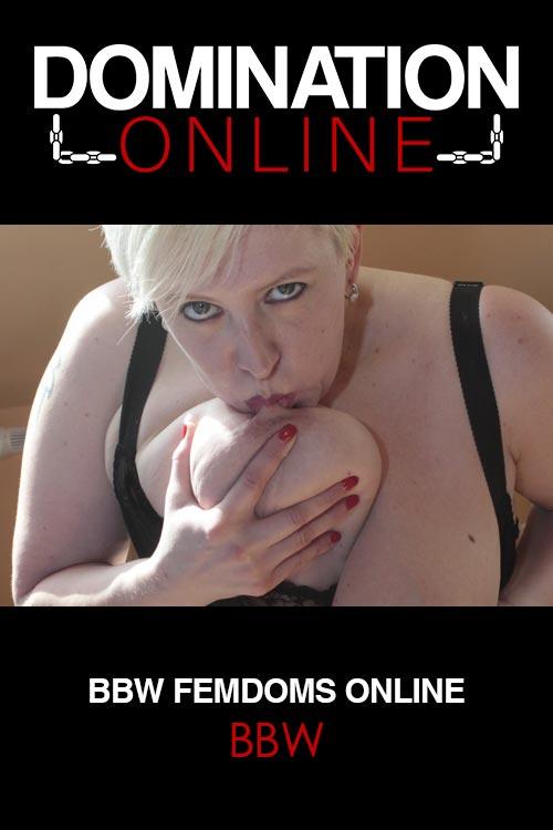 Talk With BBW Femdoms Online