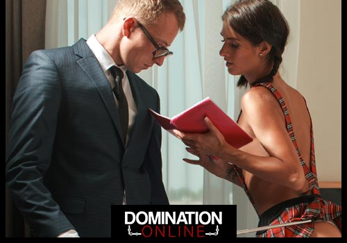 The Rise Of Daddy Dom Fantasy Play